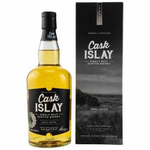 A.D. Rattray Islay Cask Whisky (46% vol. 700ml)