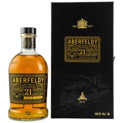 Aberfeldy 21 Jahre Whisky 40% 0.70l