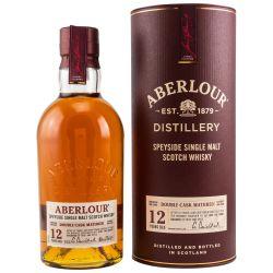 Aberlour 12 YO Double Cask Whisky