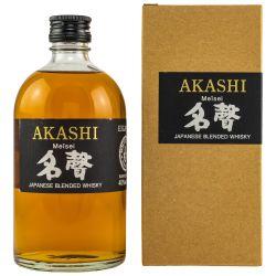 Akashi Meisei - Blended Whisky Japan 40% vol. 0,50 Liter
