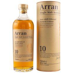 Arran 10 YO Whisky 46% 0,70l