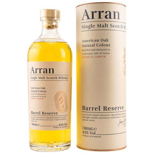 Arran Barrel Reserve Whisky 43% 0,70l