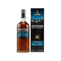 Auchentoshan Three Wood Lowland Single Malt Whisky 43% 0.70l