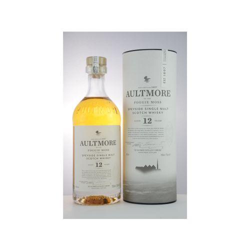 Aultmore 12 Jahre Single Malt Whisky 43% Vol. 0.70l