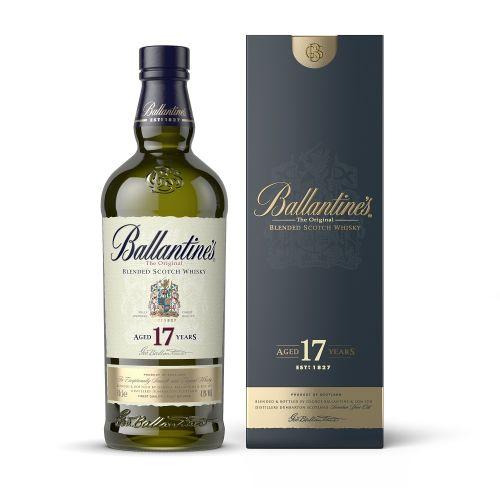 Ballantines 17 YO Blended Whisky 40% vol. 0,70l