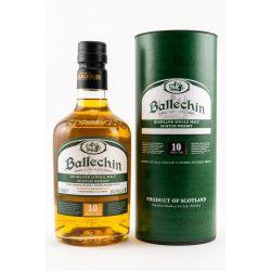 Ballechin 10 YO Whisky Heavily Petaed 46% 0,70l