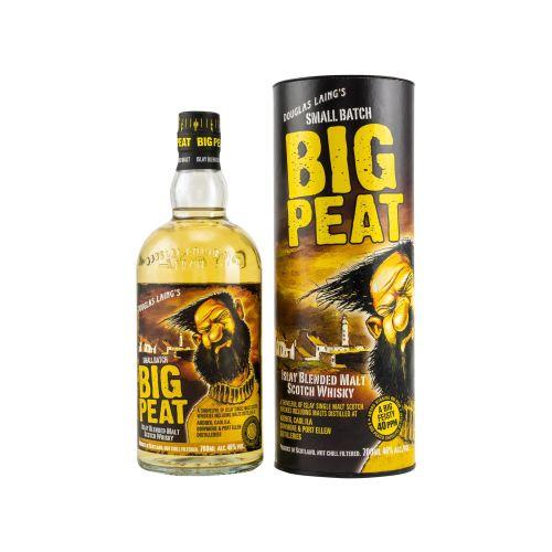 Big Peat Blended Malt Whisky Small Batch 46% 0.70 l