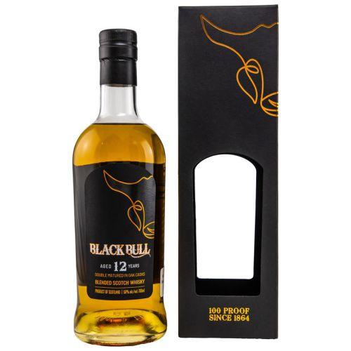 Black Bull 12 YO Blended Whisky 50% 0,70l