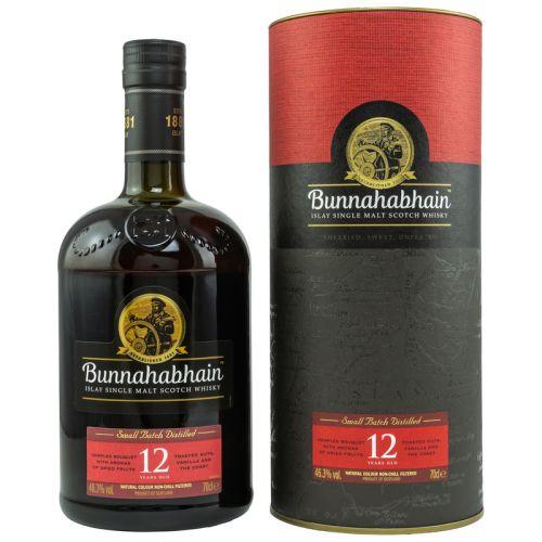 Bunnahabhain 12 Jahre Islay Single Malt Whisky 46,3% vol. 0.70l