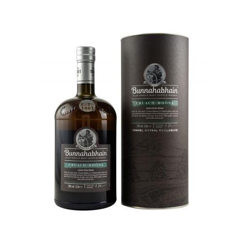 Bunnahabhain Cruach Mhona Whisky 50% vol. 1.0l