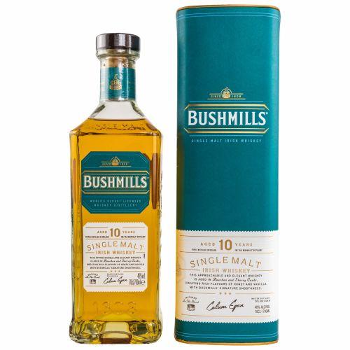 Bushmills 10 Jahre Irish Whiskey 40% vol. 0,70l