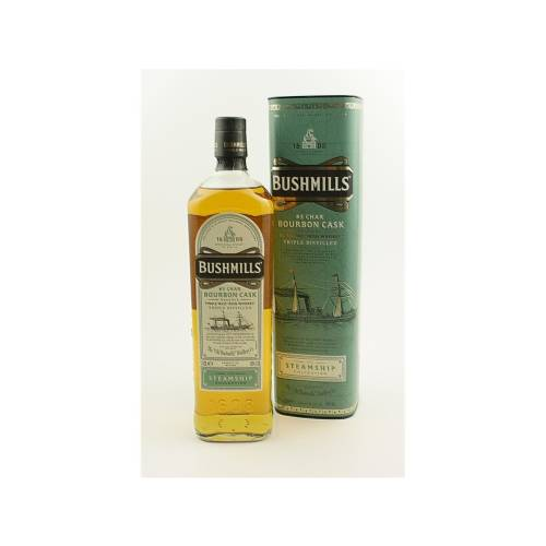 Bushmills The Steamship Bourbon Cask Irish Whiskey 40% 1,0l