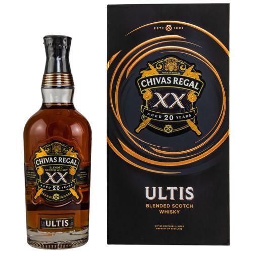 Chivas Regal Ultis Blended Malt Whisky 0,70l 40%