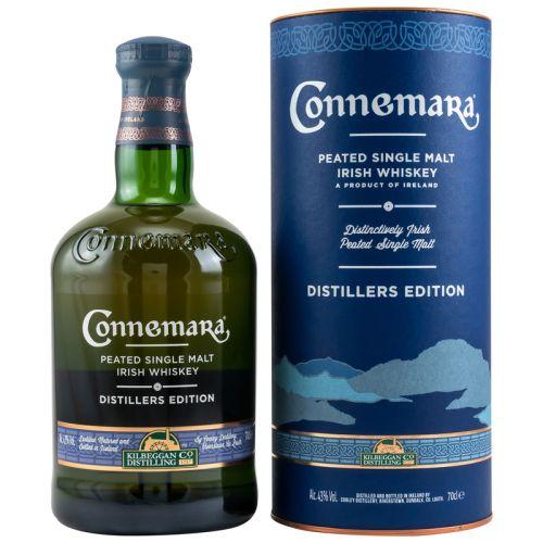 Connemara Iris Whiskey Peated Distillers Edition 43% 0,70l