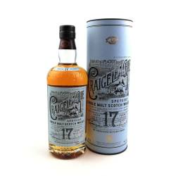 Craigellachie 17 YO Speyside Single Malt Whisky 46% 0,70l