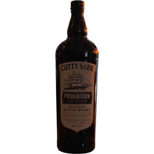 Cutty Sark Prohibition 50% vol. 1 Liter