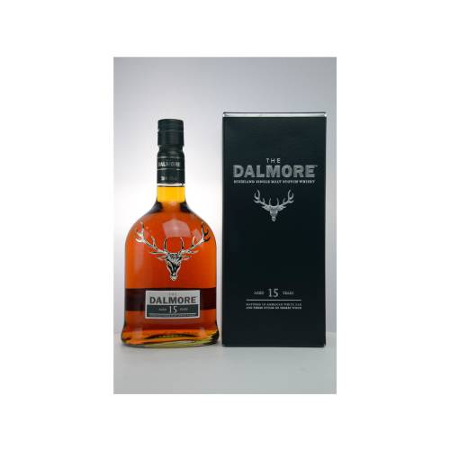 Dalmore 15 Jahre Single Malt Whisky 40% 0.70l