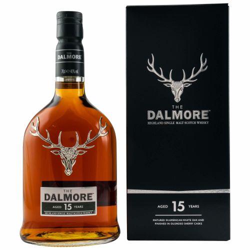 Dalmore 15 Jahre Single Malt Whisky 40% 0.70l