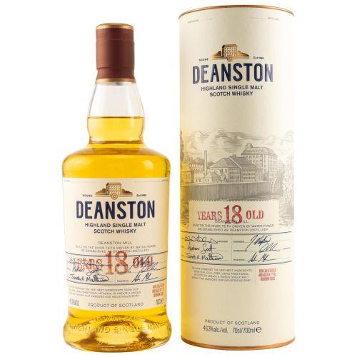 Deanston 18 Jahre Single Malt Whisky 46,3% 0.70l