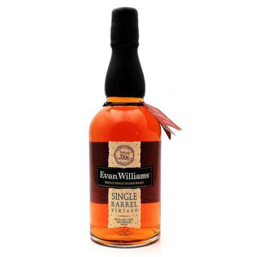 Evan Williams 2006 Single Barrel Bourbon Whiskey 43,3% vol. 0,70 Liter