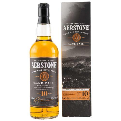 Aerstone Land Cask 10 Jahre Single Malt Whisky 40% 0.70l