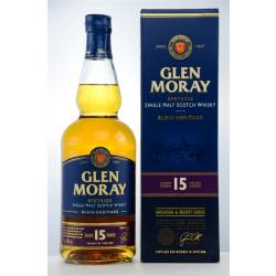 Glen Moray Heritage Collection 15 Jahre Whisky 40% 0,70l