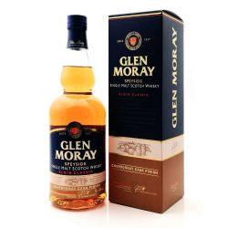Glen Moray Chardonnay Cask Finish Single Malt Whisky 40%...