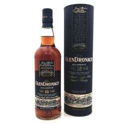 Glendronach Allardice 18 Jahre Whisky 46% 0,70l