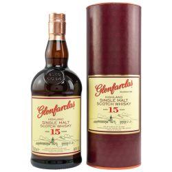 Glenfarclas Single Malt Whisky 15 Jahre 0,70l 46%