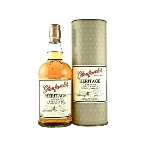 Glenfarclas Heritage Speyside Whisky 40% vol. 0,70l