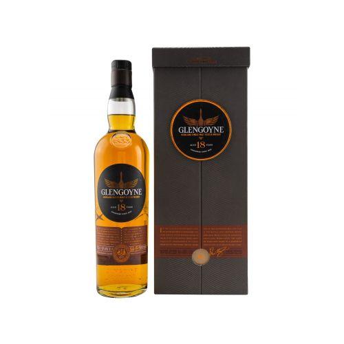 Glengoyne 18 YO Highland Single Malt Whisky 43% 0,70l