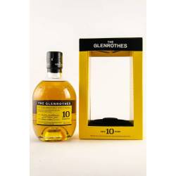 Glenrothes 10 Jahre Whisky 40% vol. 0,70l