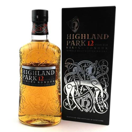 Highland Park 12 YO Orkney Single Malt Whisky 40% 0,70l