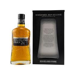 Highland Park 21 Jahre Single Malt Whisky Edition...