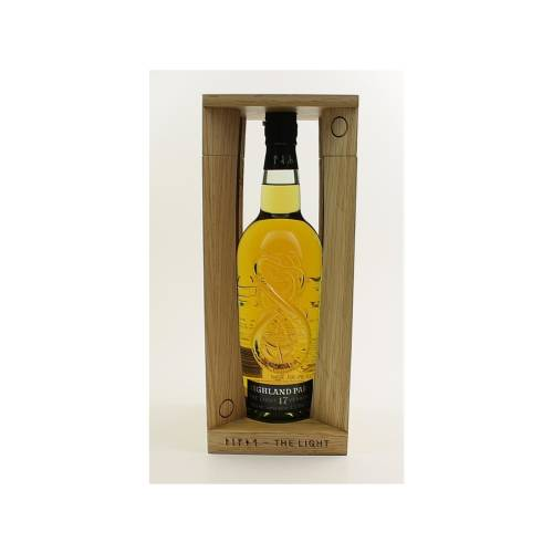 Highland Park 17 Jahre The Light Orkney Whisky 0,7 Liter 52.9 % Vol.