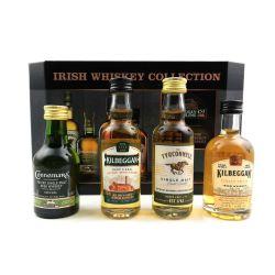Irish Whiskey Collection 4 x 50ml