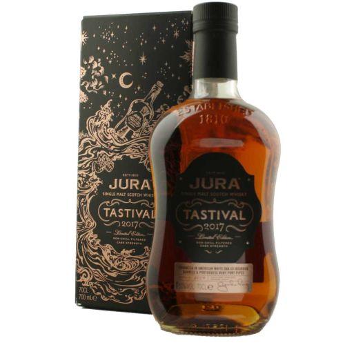 Isle of Jura Tastival 2017 Limited Edition 0,7l 51%