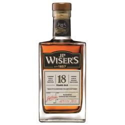 J.P. Wisers 18 Jahre Blended Whisky 0,7l 40%