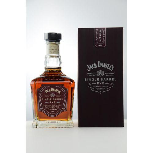 Jack Daniels Single Barrel Rye Whiskey (1 x 700ml)