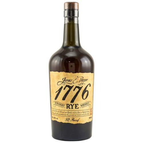 1776 James E. Pepper Straight Rye Whiskey (1 X 0,70l)