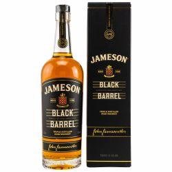 Jameson Black Barrel Irish Whiskey 0,7 Liter 40% Vol.