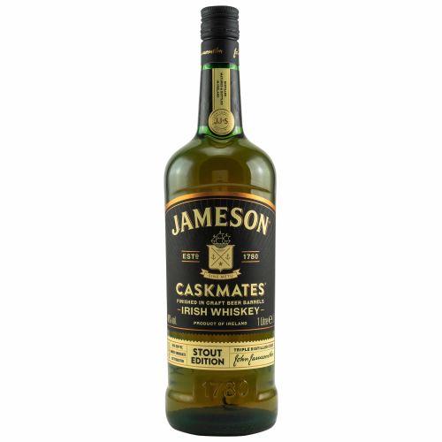 Jameson Caskmates Irish Whiskey (40% vol. 1 Liter)