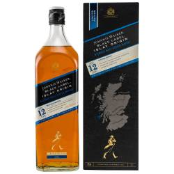 Johnnnie Walker 12 YO Black Label Islay Origin Whisky 42%...