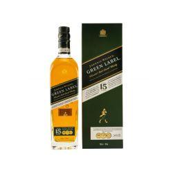 Johnnie Walker 15 Jahre Green Label 43% vol. 700ml
