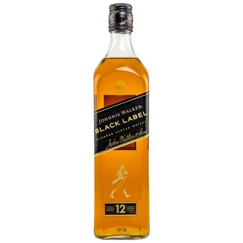 Johnnie Walker 12 YO Black Label (1 x 700ml)