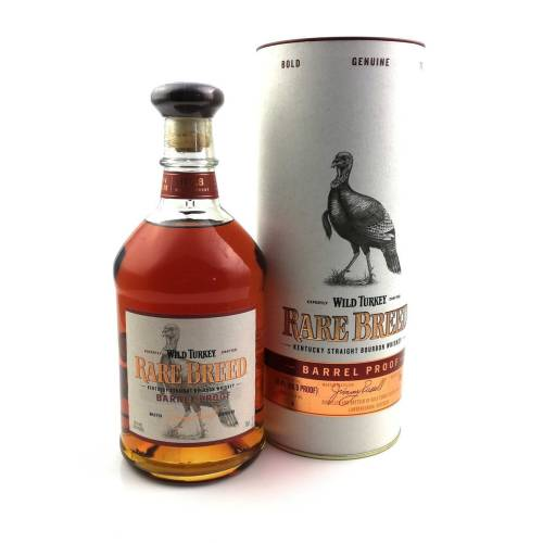 Wild Turkey Rare Breed Barrel Proof Whiskey 58,4% (1 X 0,70L)