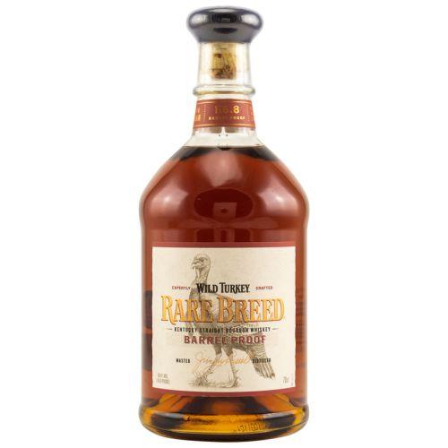 Wild Turkey Rare Breed Barrel Proof Whiskey (58,4%)