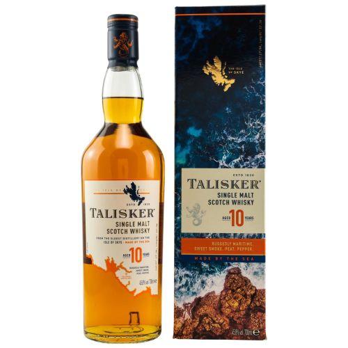 Talisker 10 YO Isle of Skye Whisky 45,8% 0,70l