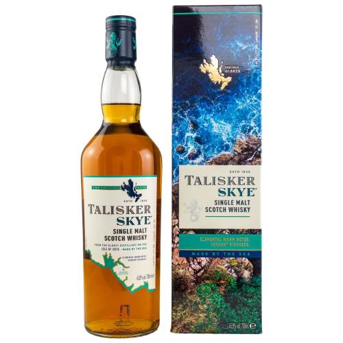 Talisker Skye Single Malt Whisky 45,8% 0,70l
