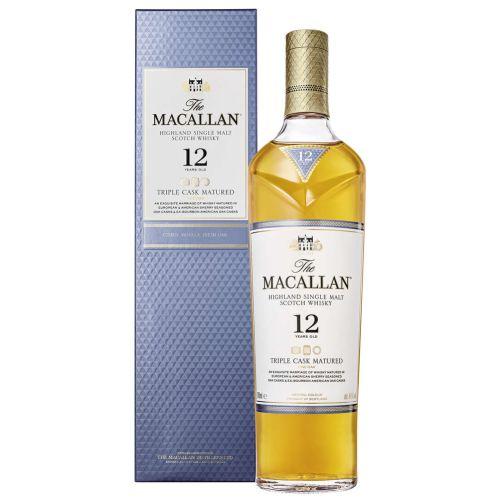 The Macallan 12 Jahre Triple Cask Matured